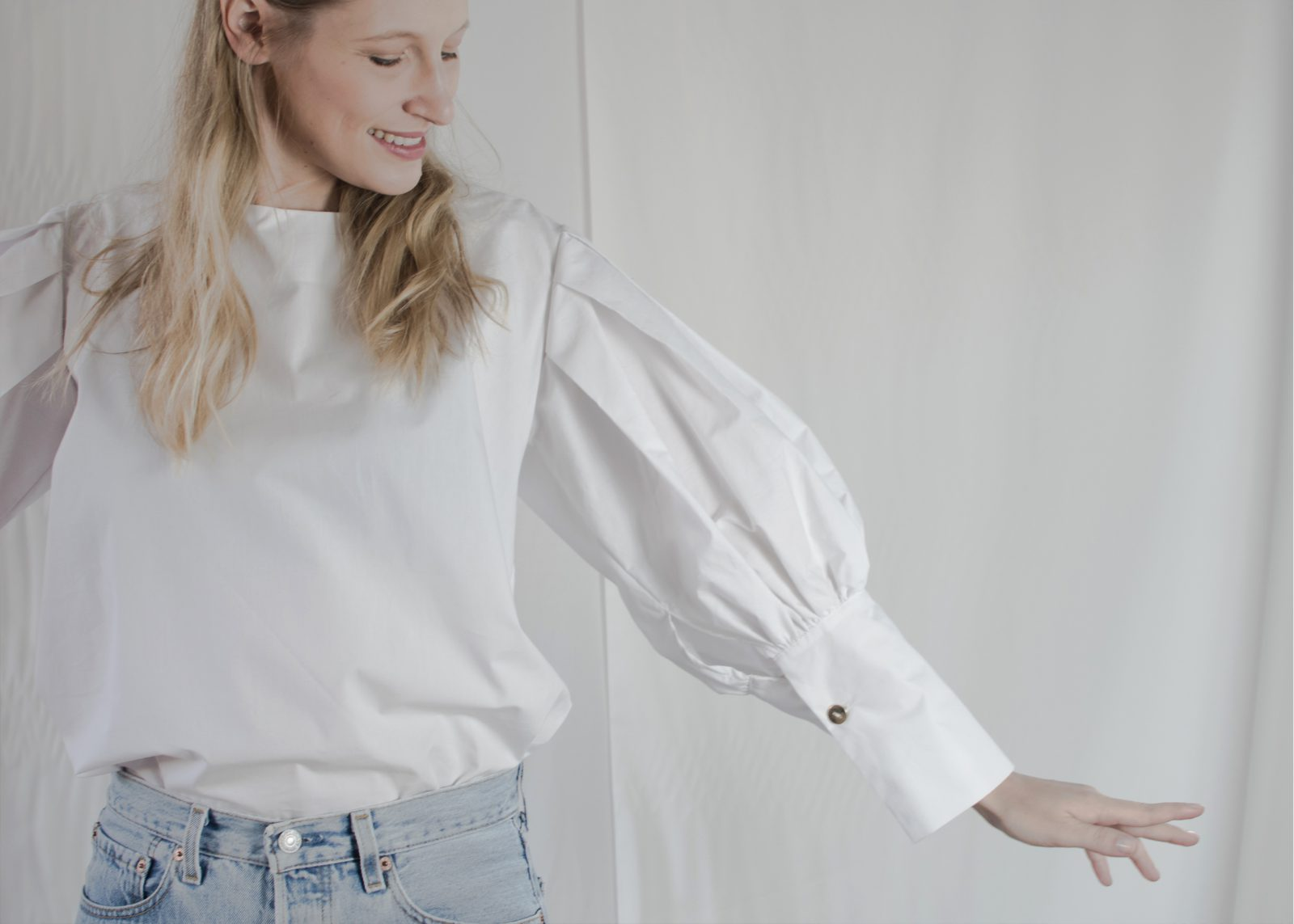 The blouse - Movinun sustainable fashion